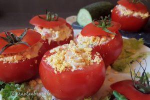 tomates, tomatoes, verduras, vegetales, atún, tono, aguacate, avocato, huevo, eggs, mayonesa, pepino, summer food